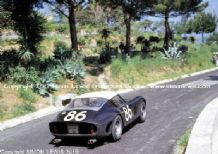 Ferrari 250 GTO Scarlatti / Ferraro Targa Florio 1962 (4th 1st in GT) Version 2